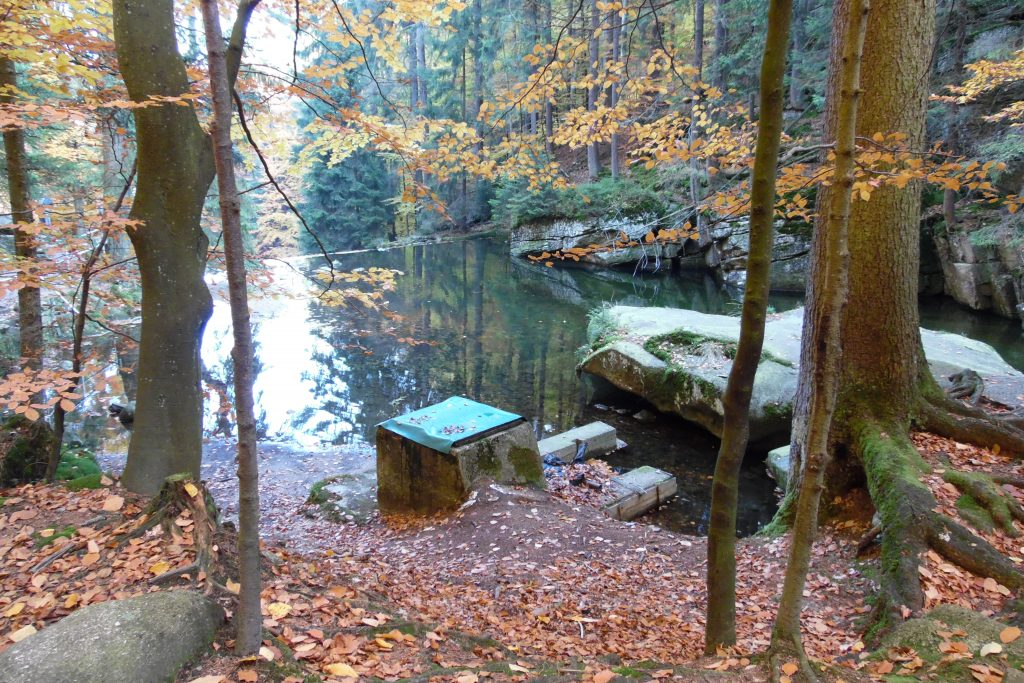 Wodospad Szklarki (1)